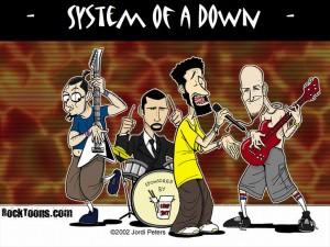 История System of a Down