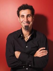 Серж Танкян записывает третий диск