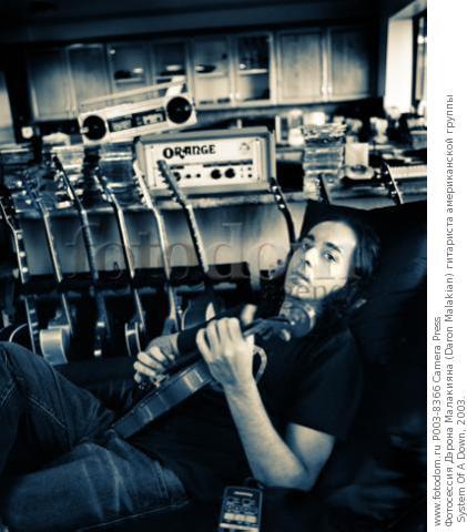 Фотосессия Дарона Малакяна 2003 года