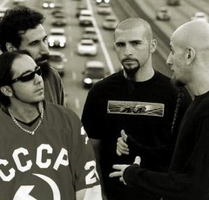 Нового альбома System of a Down пока не будет