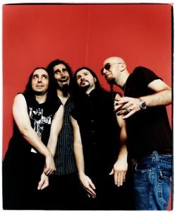System of a Down - хедлайнеры фестиваля в Анапе