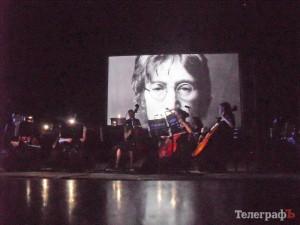 В Кременчуге камерная группа симфонического оркестра сыграла System of a Down
